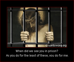 Prison Ministry Banner