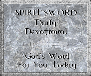 SpiritsWord Daily Devotional Banner