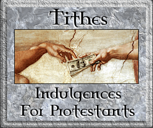 Tithes Banner